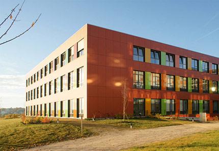 Uniklinik Regensburg Parken
